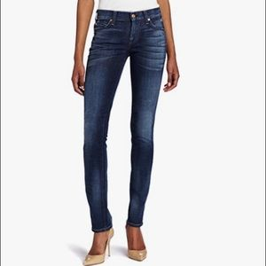 7 For All MankindRoxanne Slim Fit Jean size 25